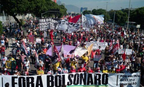 Por que o Fora Bolsonaro?